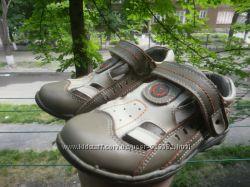 Летние кожаные туфли сандалии р 29 16, 5 см