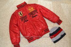 Красивая куртка La Martina Ferrari Италия Осень весна еврозима р116-122