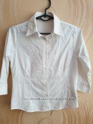 Блуза рубашка 122-134см