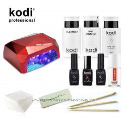 Стартовый набор гель лаков Kodi