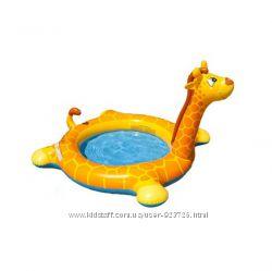 Бассейн надувной Жираф