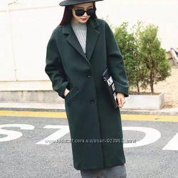 Новое пальто в наличии oversize