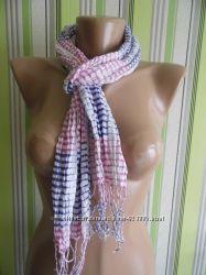 Тонкий, легкий шарфик -Outfitters Nation -29х150 см.