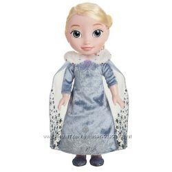 Кукла малышка аниматор Эльза в накидке, Disney Animators Elsa, оригинал