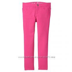 Штаны леггинсы для девочки, цвет розовый, скини, на 5, 8 и 10 лет
