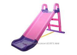 Горка для деток, пластиковая, качественная, гірка для катання діткам, ТМ До
