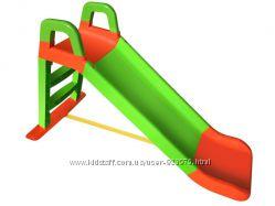 Гірка дитяча для катання діткам, горка детская, пластиковая, качественная