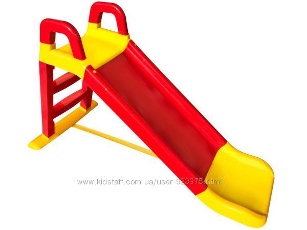 Горка детская для спуска, гірка дитяча для катання, нова, якісна, ТМ Долоні