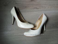 Свадебные туфли натуральная кожа