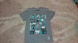 Модная футболка фирмы Mexx на 4-6 лет.