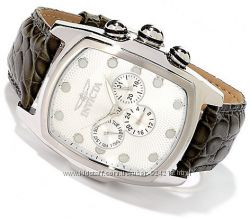 Мужские часы Invicta с набором сменных ремешков, оригинал, отличный подарок