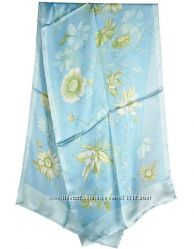 Легчайший шелковый платок-шарф Salvatore Ferragamo, оригинал