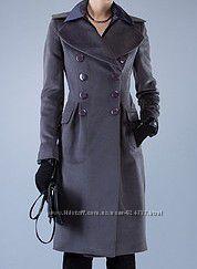 Новое оригинальное демисезонное пальто