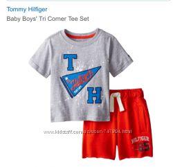 Комплект шорты и футболка Tommy Hilfiger Оригинал