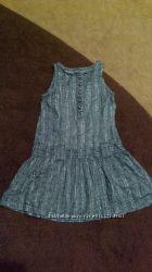 Платье girl2girl на 4-5 лет