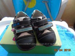 ботиночки-кроссовочки  на весну, осень деми для мальчика  21 размера, кожа