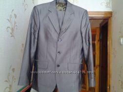Продам мужской костюм 46 размер, состояние идеальное