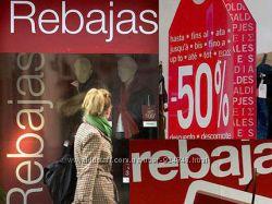 Испания все сайты 10процент. Распродажи везде Рассылка подписчикам