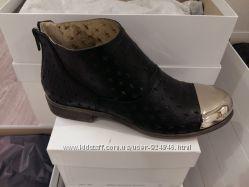 Итальянская обувь Spazio Moda. Кожаная по низким ценам