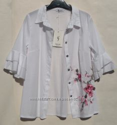 Рубашка Joie Clair пр-во Италия. Italy