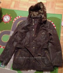 Кожаная куртка Yessica C&a