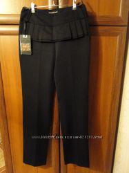 Стильные деловые брюки с баской KADELLI Турция 25662a960b4c6