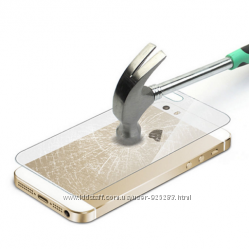 Стекло на заднюю крышку iPhone 5 5S. Захисне скло на айфон 5 5S