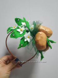 Картошка 3 шт. на обруче