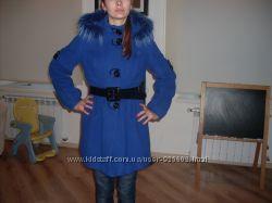 Пальто женское. Зимнее