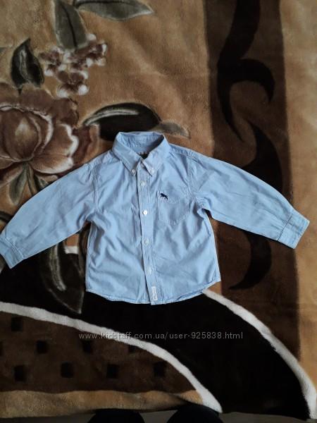 Классная рубашка фирмы H&M