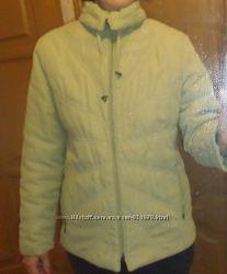 Курточка із тканини плащовка,