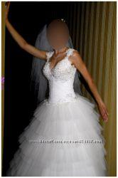 Весільна сукня розмір 42-48