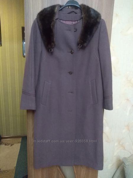 Пальто зимове 48 розміру