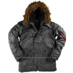 Мужская куртка Аляска США