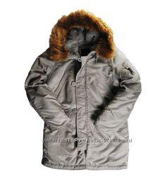 Женские куртки Аляска США