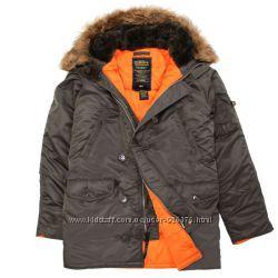 Легендарные куртки Аляска из США - ОРИГИНАЛ