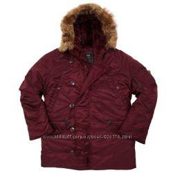 Оригинальные мужские куртки Аляска США