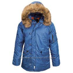 Куртки Аляски США