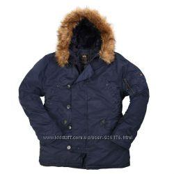 Оригинальные куртки ВВС США Аляска от Alpha Industries USA