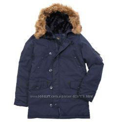 Зимние куртки Аляска США