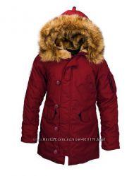 Женские куртки Аляска Alpha Industries Altitude Parka