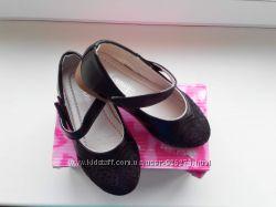 Туфли девочка ТМ Леопард 25-30 по цене производителя