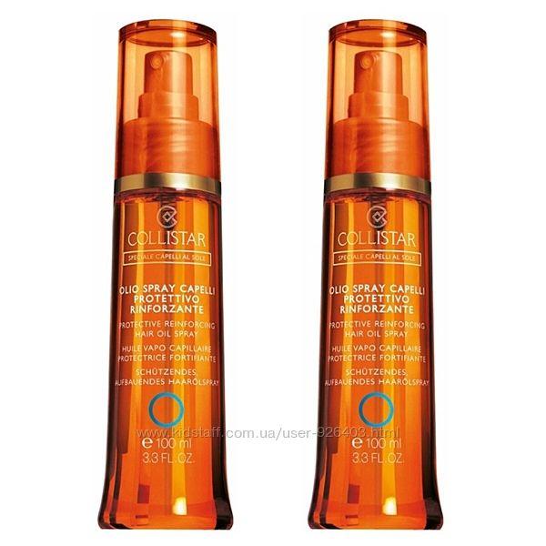 Collistar Olio spray Защитный спрей для всех типов волос