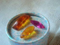 Натуральные камни из ювелирных изделий
