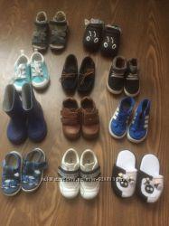 Обувь для мальчика Bikkemberg, Next, Adidas, Crazy 8, Mayoral