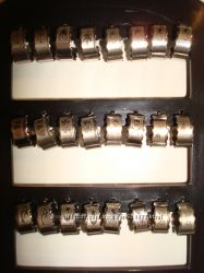Оригинальные серьги, нержавеющая сталь, плюс Акция на третью пару