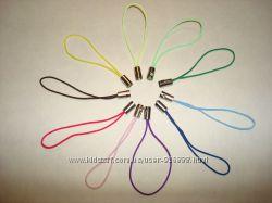 Разноцветные шнурочки для подвесок, брелоков