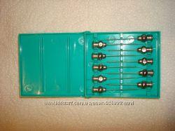 Новый комплект - Иглы инъекционные к шприцам Рекорд, СССР