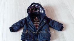 Курточка деми для мальчика