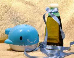 Гидрофильное масло для купания малышей Чистюля